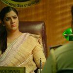 maari 2, Varalaxmi Sarathkumar, saree, heroine