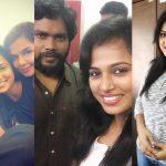 ramya pandian, 2018, family, celebrity, hd, tamil actress