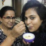 ramya pandian, mother, amma, actress life