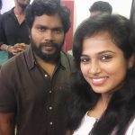 ramya pandian, paranjith, director, celebrity