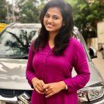 ramya pandian, smile, actress, aan devathai