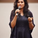 ramya pandian, speech, event
