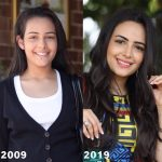 Aanchal Munjal, instagram, ten year challenge, hindi actress