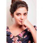 Aathmika, cute, hd, tamil actress