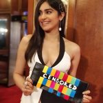 Adah Sharma, romantic