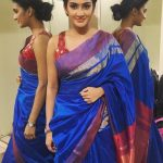 Aditi Ravi, saree, adorable