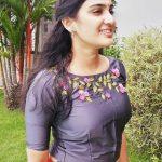 Aditi Ravi, side view, charming