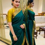 Andrea Jeremiah, hd, saree, cute