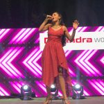 Andrea Jeremiah, stage, singer, actress