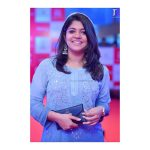 Aparna Balamurali, Anandamargam Actress, event, new look