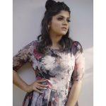 Aparna Balamurali, Anandamargam Actress, new hair style, charming