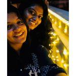 Aparna Balamurali, Anandamargam Actress, night, smile, hug