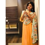 Aparna Balamurali, Anandamargam Actress, yellow dress, without makeup