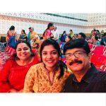 Aparna Balamurali, Jeem Boom Bha Heroine, mom, dad, parents
