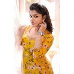 Aparna Balamurali, Jeem Boom Bha Heroine, photo shoot, 2019, yellow dress