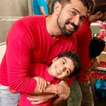 Arun Vijay, latest, son, actor