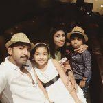 Arun Vijay, movie, selfie, family