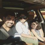 Arun Vijay, son, daughter