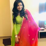 Athulya Ravi, Naadodigal 2 Actress, chudi, homely, fantastic
