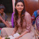 Athulya Ravi, Suttu Pidikka Utharavu Heroine,  birthday, childerns, sitting