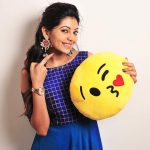 Athulya Ravi, smily emoji, lovely