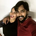 Bindu Madhavi, aarav, selfie, bf