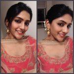 Eesha Rebba, Telugu Heroine, cute expression, dashing