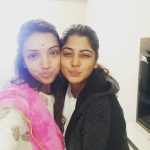 Manjima Mohan, instagram, girls, friends