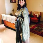 Manjima Mohan, mother, amma