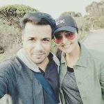 Manju Warrier, Asuran Heroine, friend, selfie