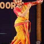 Manju Warrier, Asuran Heroine, yellow dress, bharathanatiyam