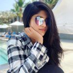 Megha Akash, latest, tamil actress, petta, Vantha Rajavathaan Varuven