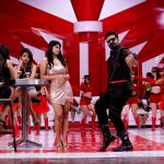 Megha Akash, str, simbu, dance, vrv movie