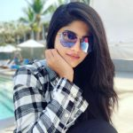 Megha Akash, wallpaper, cute, actress, Vantha Rajavathaan Varuven