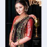 Megha Chowdhury, Varma Heroine, pattu saree