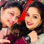 Meghana Raj, Onti Heroine, cool look