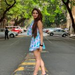 Natasha Doshi, Jai Simha Actress, road, heels, lovable