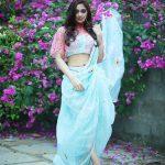 Natasha Doshi, Kothala Rayudu Heroine, blue dress, fabulous