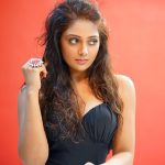 Natasha Doshi, black dress, cute