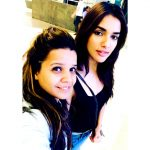 Natasha Singh, Gypsy Actress, selfie, friends