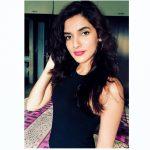 Natasha Singh, Gypsy, black dress, cute, hd