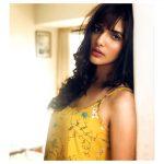 Natasha Singh, Gypsy, yellow dress, actress