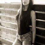 Natasha Singh,Gypsy Actress, black & white, photoshoot