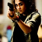 Nayanthara, Imaikkaa Nodigal, hd, gun, tamil actress