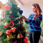 Nayanthara, Vignesh Shivan, Christmas, nayatara, 2018 Christmas