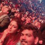 Nayanthara, Vignesh Shivan, instagram, selfie, new year