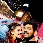 Nayanthara, Vignesh Shivan, latest, selfie, new year