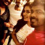 Nayanthara, Vignesh Shivan, selfie, coco, kolamavu kokila