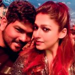 Nayanthara, Vignesh Shivan, wallpaper, hd, couples, tamil actress