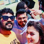 Nayanthara, cooling glass, actress